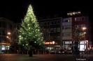 Weihnachtsbaum vor St. Severin
